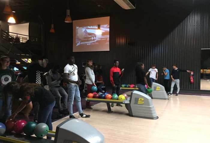Sortie Bowling MFR CHATEAUBRIANT