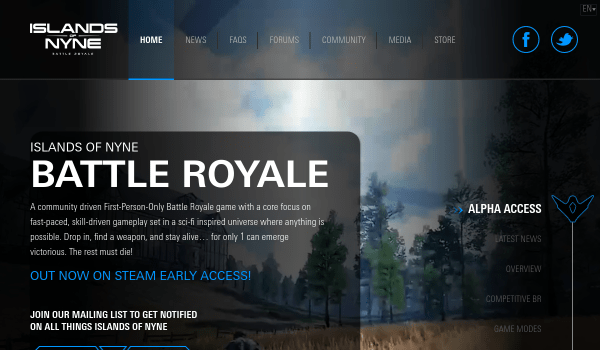 Islands of Nyne: Battle Royale Free Battle Royale Games for PC