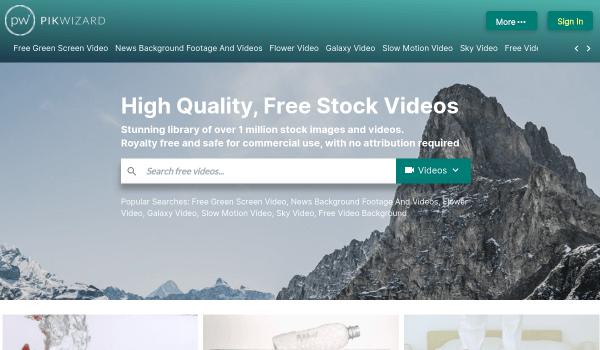 Pikwizard free stock videos