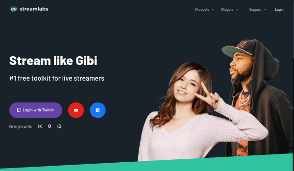 Streamlabs free game streaming apps