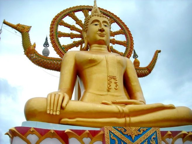 big buddha - koh samui