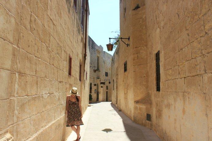 silent city - mdina, malta
