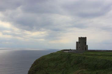 old outlook castle - cliffs of mohar