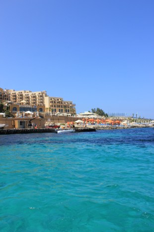 st julians bay, Malta