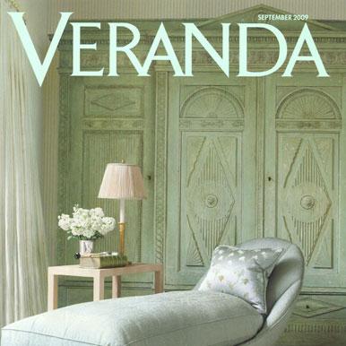 Veranda | Fall 2009