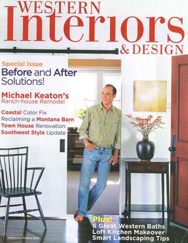 western interiors - Western Interiors | Spring 2008