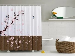купить штору для ванной