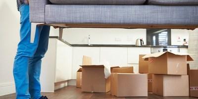 Куда деть вещи во время ремонтных работ в квартире