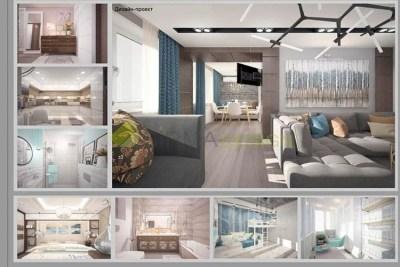 Качественный дизайн квартиры — неотъемлемая часть комфортного проживания