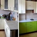 3 бюджетных способа обновить кухонный гарнитур