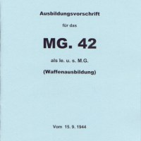 MG-42 Operators Manual
