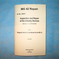 MG 42 Armorore's Manual