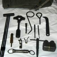 Maxim Gunners Kit Complete w/Bag