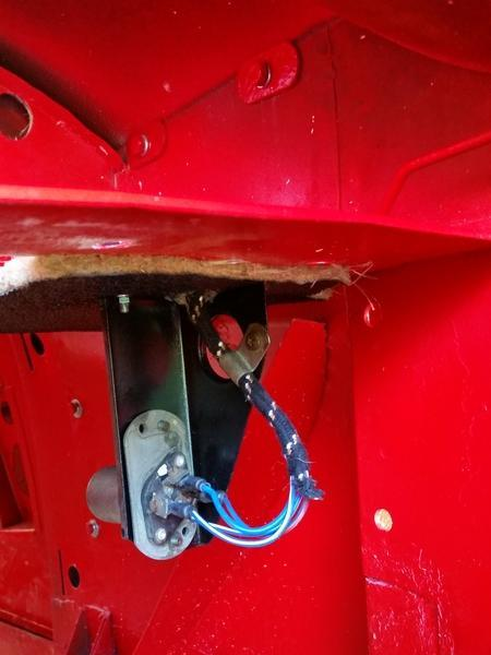 Dipper Switch Mounting Bracket Mga Lhd And Rhd And