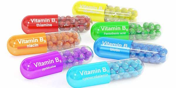 اهمية فيتامين B للتمثيل الغذائي