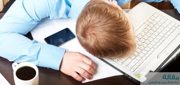 مدى تأثير التكنولوجيا على النوم