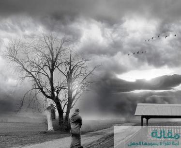 تعريف الشعر العربي _ خاطرة ما تركتك بقلمي
