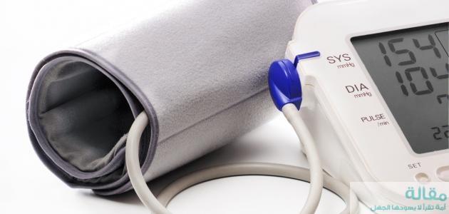 ما هي اسباب انخفاض ضغط الدم