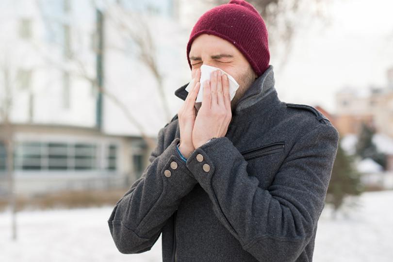 مرض الانفلونزا وكيفية التغلب عليه