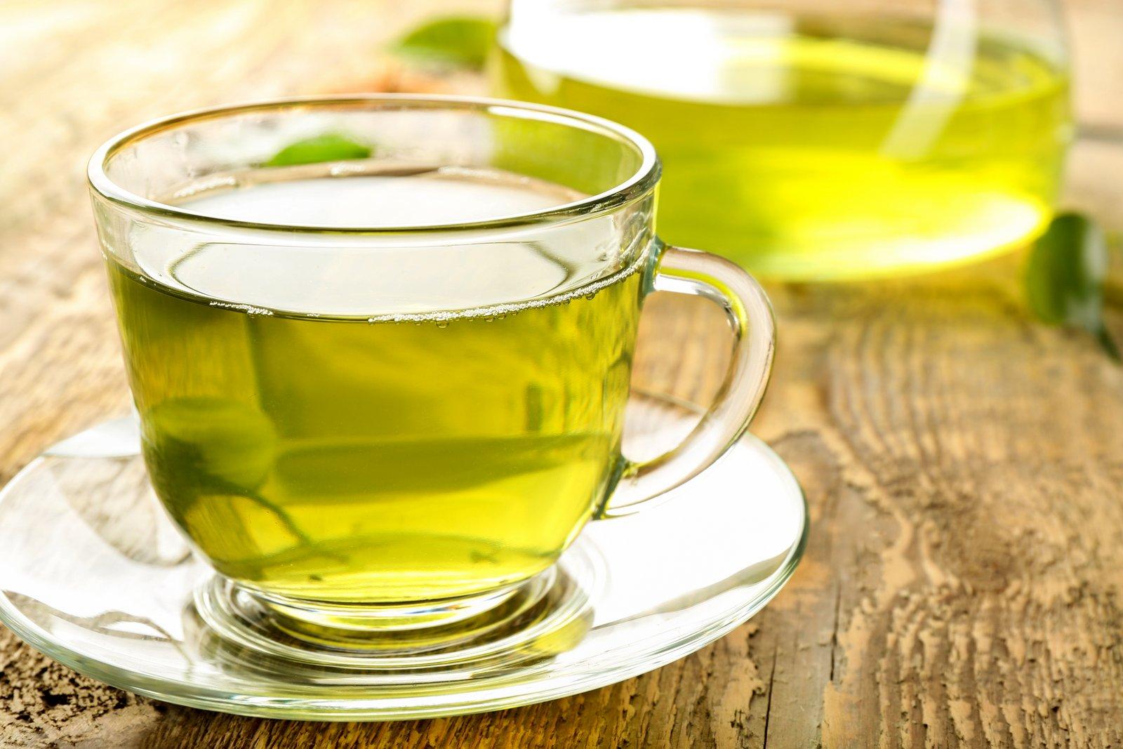 أخطاء نقع فيها عند تناول الشاي الأخضر