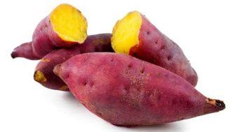 تناول البطاطا الحلوة لفقدان الوزن