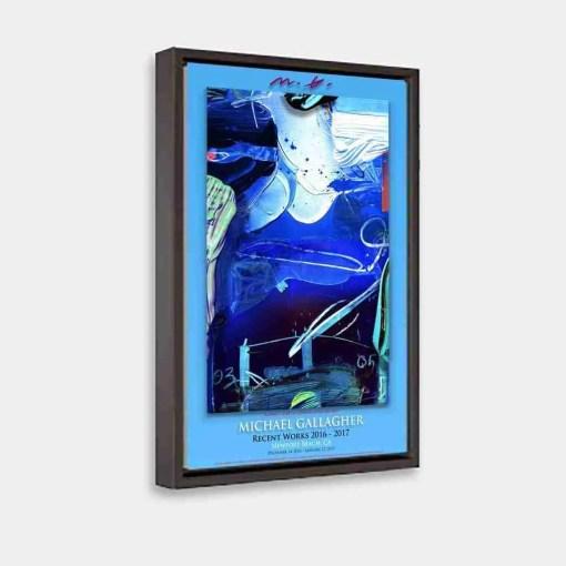 Vertical Framed Premium Gallery Wrap Canvas 4