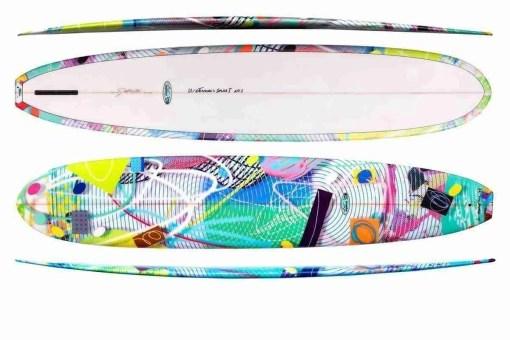 Waterman's Surfboard 3