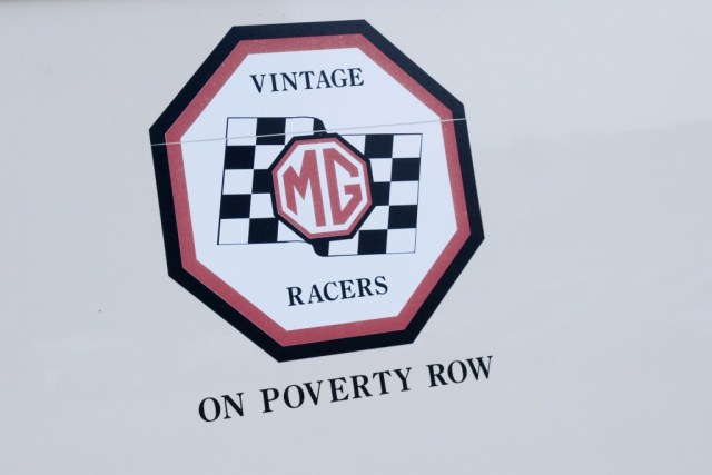 Vintage MG Racers on Poverty Row