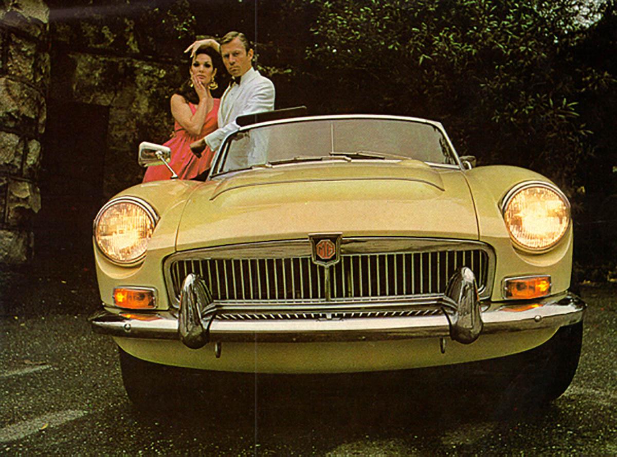 Cars For Sale Bay Area >> MGC Roadster brochure image | 1967 MGB GT