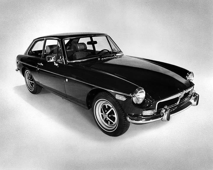 1967 MGB GT 1,000 mile service