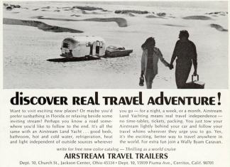 Discover Real Travel Adventure! - Airstream Travel Trailers