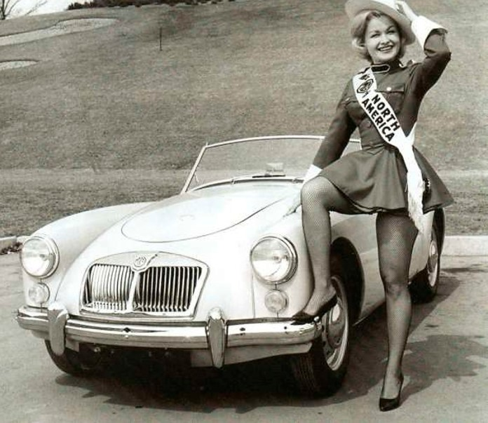 Miss MG North America 1962