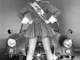 Miss MG North America MGA