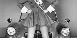 Miss MG North America MGA