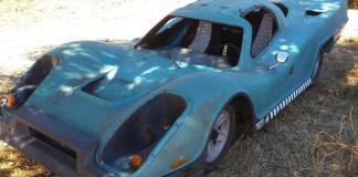 1969 Elite Enterprises Porsche Laser 917 kit car