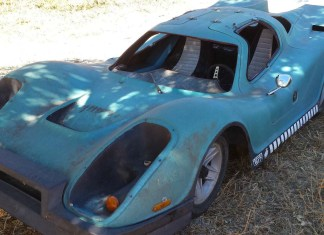 1969 Elite Enterprises Porsche Laser 917 kit car