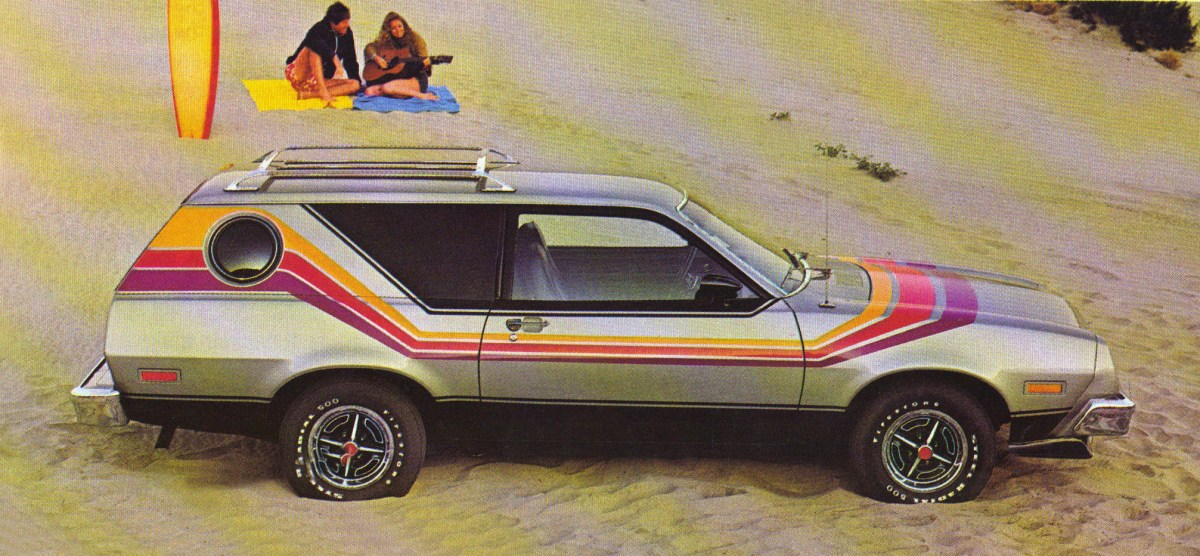 Ugly car of the week – 1977 Ford Pinto Wagon | 1967 MGB GT