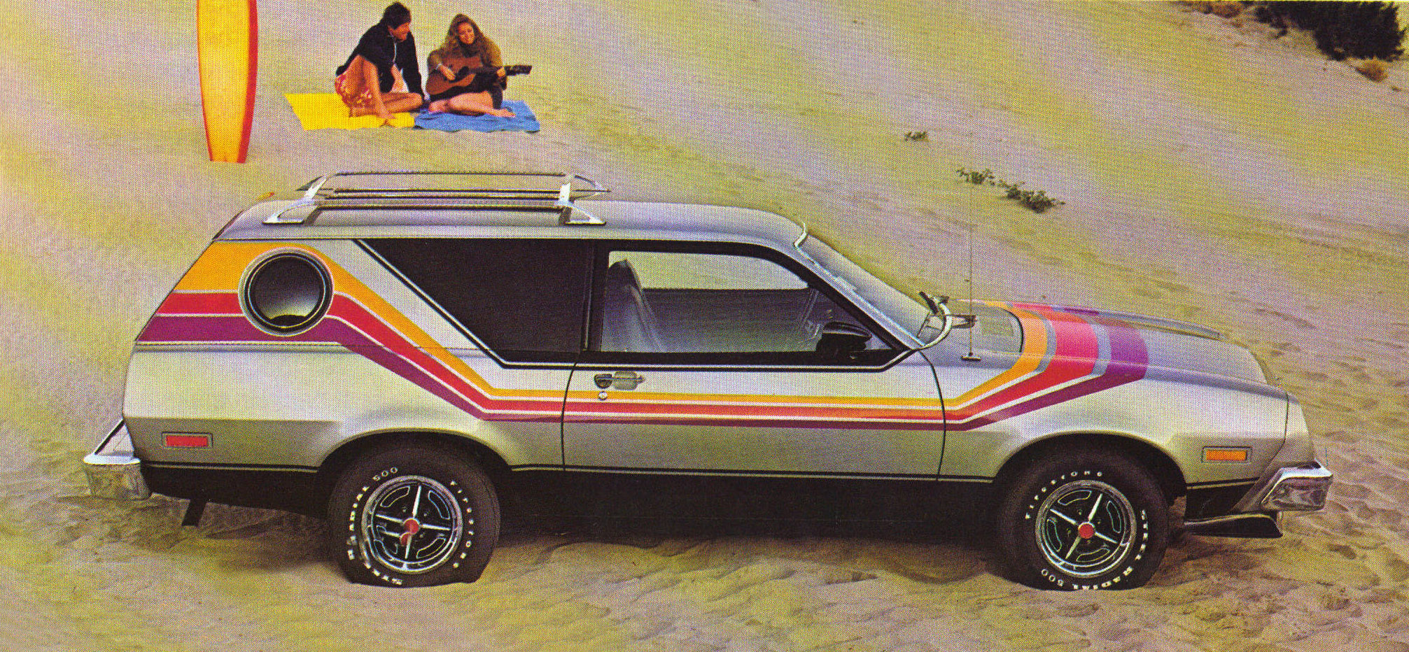 Ugly car of the week – 1977 Ford Pinto Wagon   1967 MGB GT