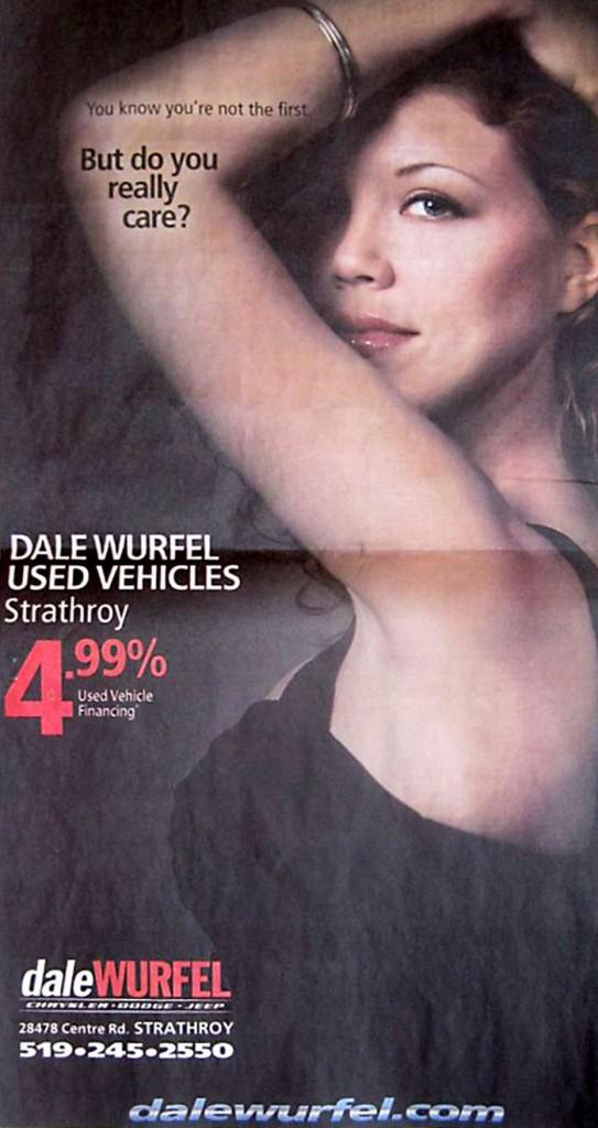 Dale Wurfel girl