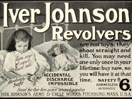 Iver Johnson Revolvers are not toys