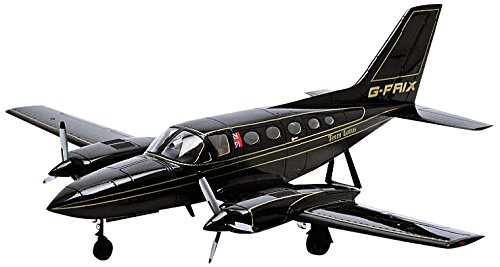 Spark Team Lotus Cessna 414 Chancellor JPS Airplane