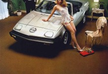 TR7 sexy gal, love you baby!