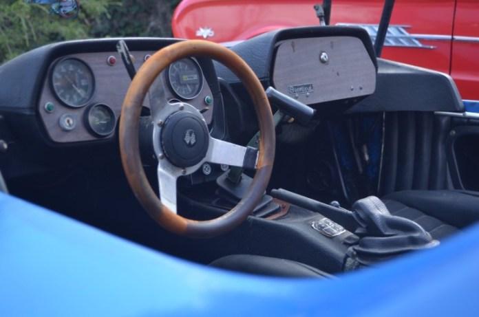 1974 Sterling interior
