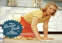 Win a Russian bride