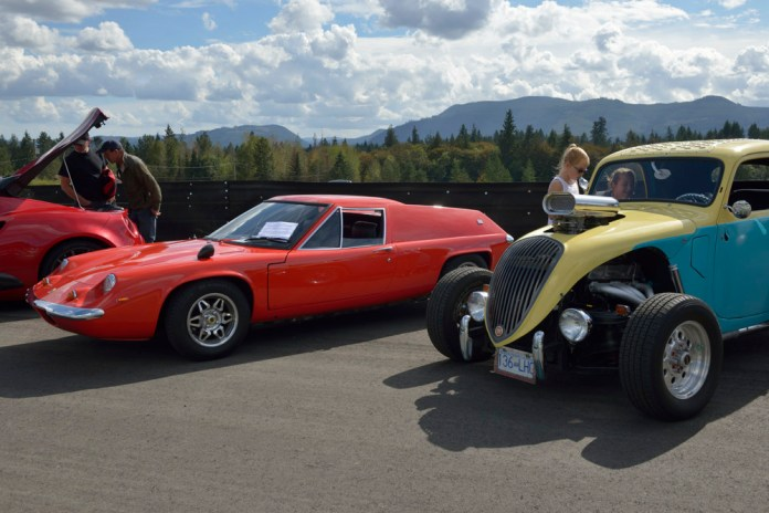 1970 Lotus Europa and a cool Fiat