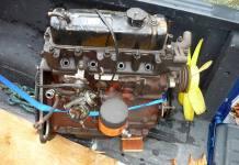1972 MGB 18V engine