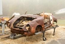 Porsche 356 basketcase