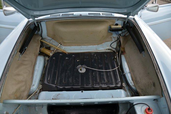 Volkswagen Type 3 Squareback fuel tank