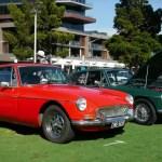 Classic Car MGB