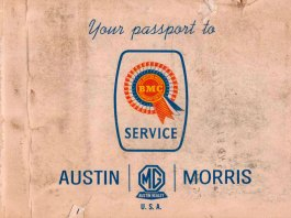 BMC Your Passport to Service cover